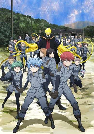 Assassination Classroom (TV) 2nd Season
