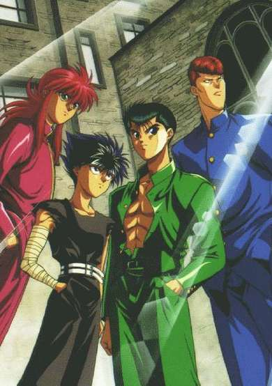 Yu Yu Hakusho: The Movie